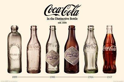 Coca-Cola - Evolution