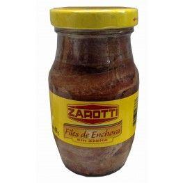 Filé de Anchova Em Azeite Zarotti (150gr)