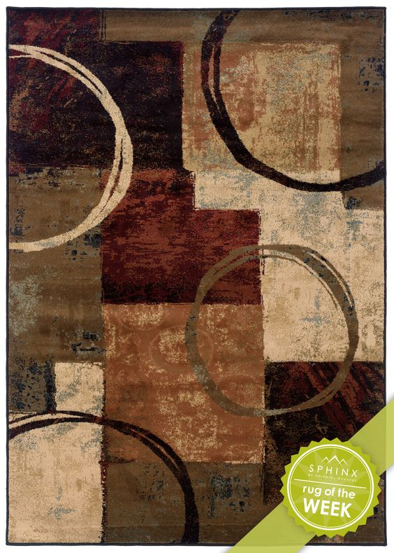 Affordable elegance at its best, Hudson pairs sophisticated and traditional with casual designs in modern color ways. Including a true red, a pure ivory, as well as organic hues of green, blue, and terra cotta. Machine woven of heat-set polypropylene, Hudson rugs are rich in style and value.