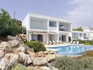 Chalet para 8 personas Alquiler de vacaciones en Arenal d'en Castell de @homeaway! #vacation #rental #travel #homeaway