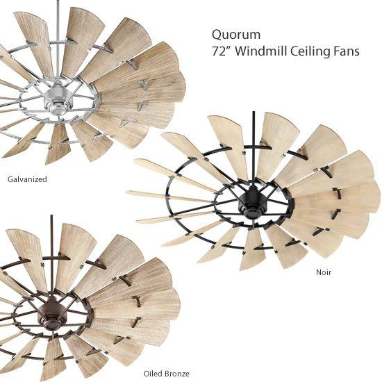 Quorum 72 Windmill Ceiling Fans Quorum International Windmill Fans Deep Discount Lighting Indoo Windmill Ceiling Fan Ceiling Fan Ceiling Fan Alternative
