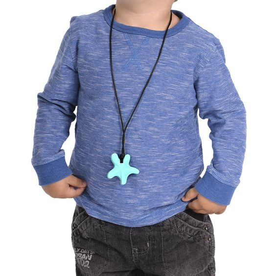 Best Toys For Autistic Boys : Autism sensory toys for boys chew pendant elevate