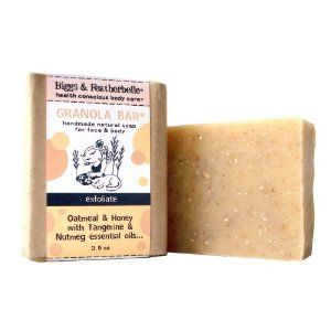 Bigss & Featherbelle Granola Soap Bar $9.98