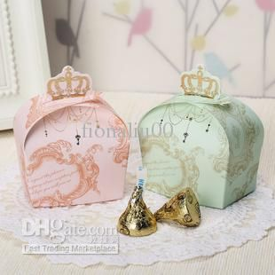 Wholesale 013001 wedding favor candy box gift boxes candy wedding favor box chocolate box, Free shipping, $0.62/Piece | DHgate