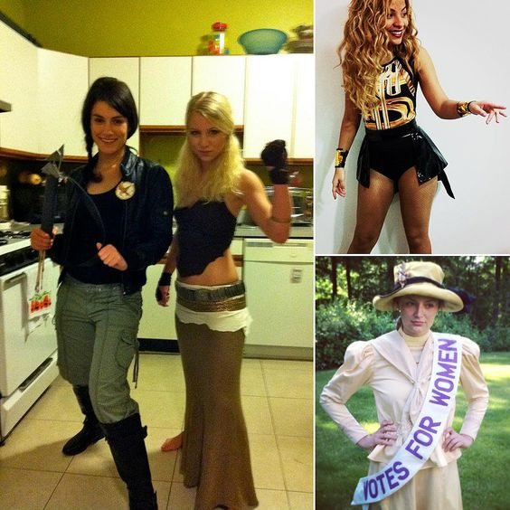 30+ Fierce Halloween Costumes That Empower Women To be, Sexy and - awesome halloween costume ideas