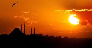 Resultado de imagem para paisagem por do sol