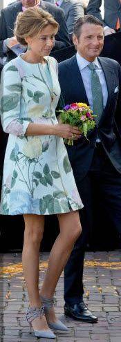Maurits en Marilène, Koningsdag 2015