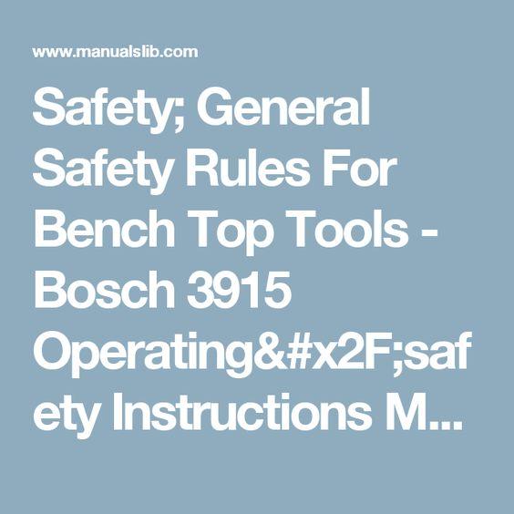 bosch instruction manuals ebook