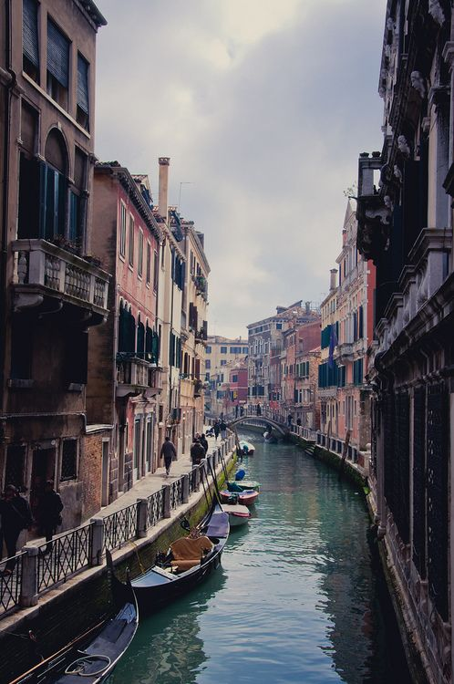Favourite holiday destination - Venice, Italy.