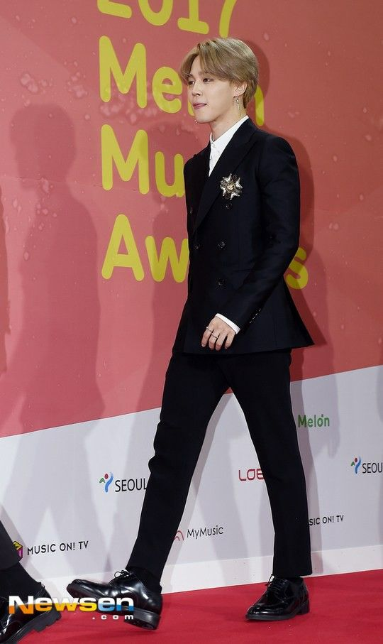 Jimin Bts At Melon Music Awards Mma 2017 Jimin Park Jimin Park Jimin Bts
