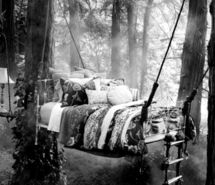 Inspiring picture b, bed, black and white, cute, fashion. Resolution: 500x336 px. Find the picture to your taste!
