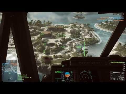 Air Taxi Battlefield 4 Clip Youtube Battlefield 4