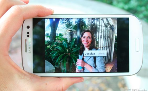 CNET UK's Samsung Galaxy S III review: 'Ferrari of Android'