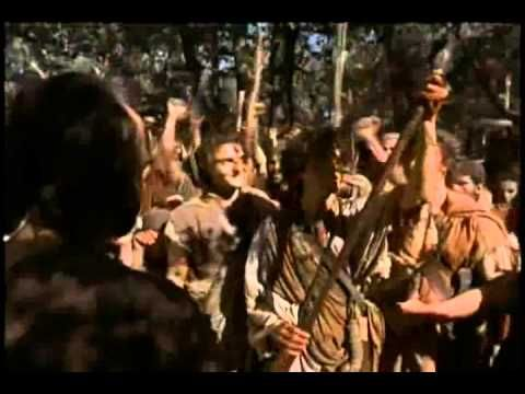 """Película de la Biblia """"Rey David vol 1"""" en español"""