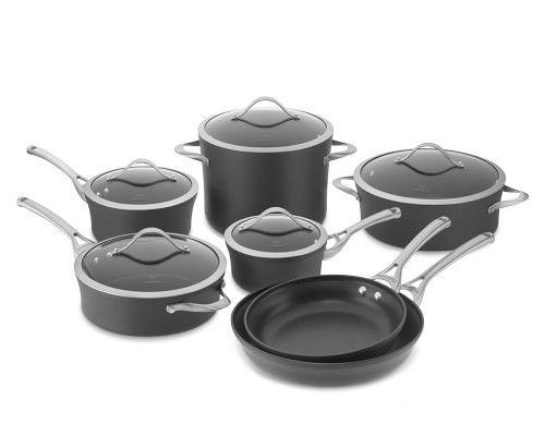 Calphalon Contemporary Nonstick 12 Piece Cookware Set Calphalon Contemporary Cookware Set Cookware Set Best Calphalon 12 piece nonstick cookware set
