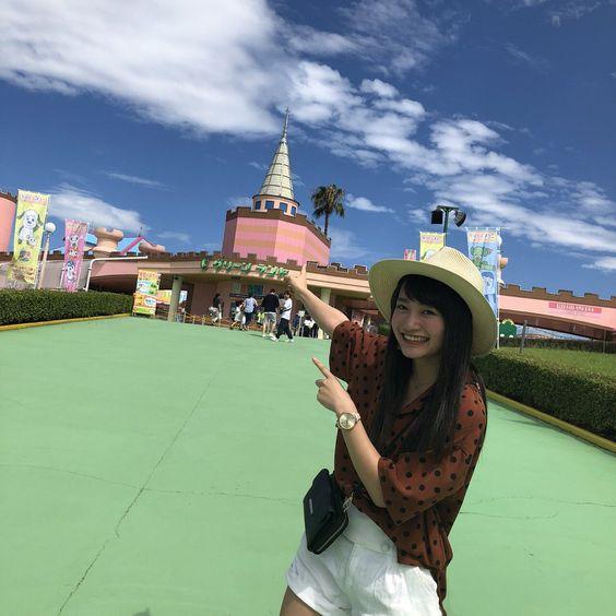 三井グリーンランドの福田愛依