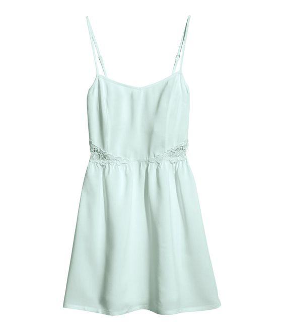Vestido corto | Product Detail | H&M