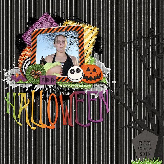 This Is Halloween - Scrapbook.com