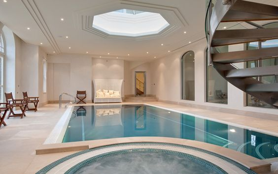 Bespoke Luxury Property Leisure Facilities  Octagon Bespoke