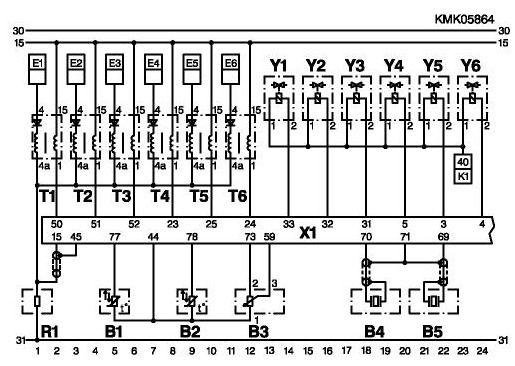 Bmw 5 Series E60 Speakers Wiring Diagram