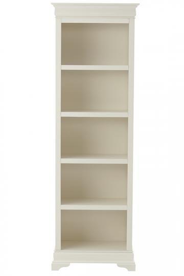 "Louis Philippe Open Bookcase: Louis Philippe 24""W Bookcase"