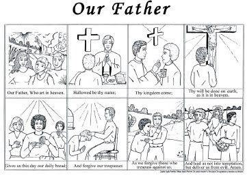 catholic coloring pages printable simonschoolblogcom st