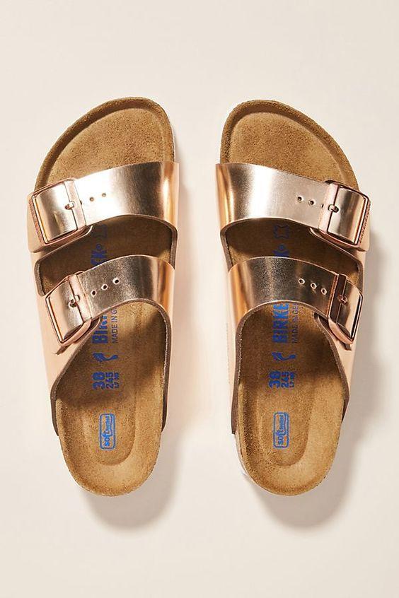 $135 · The iconic Arizona sandal