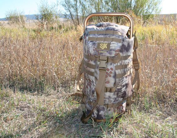 SJK Rail Hauler 2500 Backpack Review: Ultimate Hunting Pack Versatility