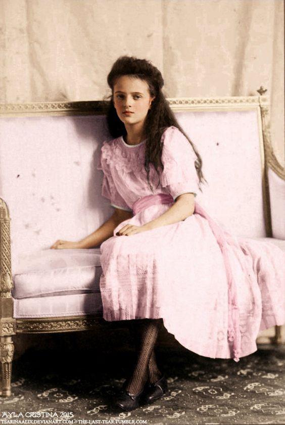 The Tsar's Niece by Tsarina Alix