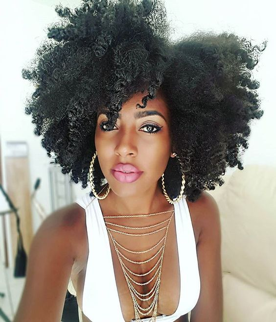 This just might be my new favourite hairstyle  - - #naturalhairdoescare…