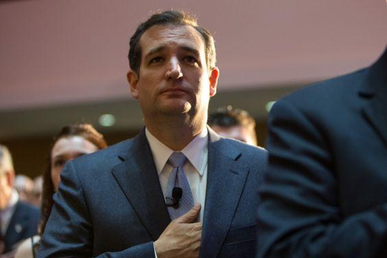 Legal Memorandum: Is Ted Cruz Eligible for the Presidency? - The Atlantic