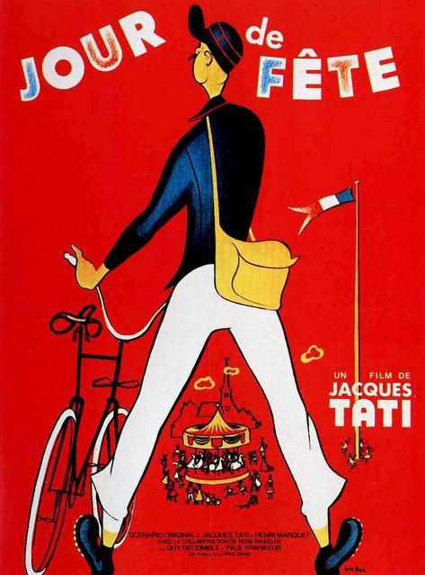 Jour De Fete movie poster