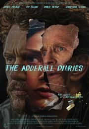 The Adderall Diaries        The Adderall Diaries      Ocena:  5.10  Žanr:  Drama Romance Thriller  As a writer stymied by past success writers block substance abuse relationship problems and a serious set of father issues Elliott's cracked-out chronicle of a bizarre murder trial amounts to less than the sum of its parts. Not long into the 2007 trial of programmer Hans Reiser accused of murdering his wife the defendant's friend Sean Sturgeon obliquely confessed to several murders (though not…
