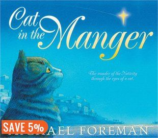 Cat In The Manger