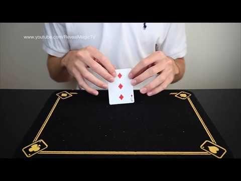 Easy Mentalism Card Trick By Derren Brown Magic Tricks Revealed Youtube Magic Tricks Revealed Card Tricks Derren Brown