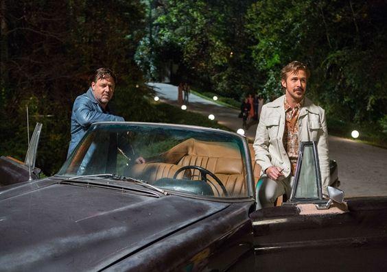 Crítica | Dos buenos tipos  Cine USA 2016 Críticas Estrenos Shane Black