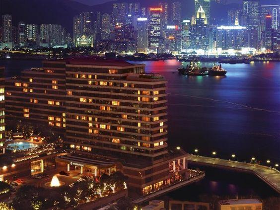 Hotel em Hong Kong é vendido por U$ 930 milhões