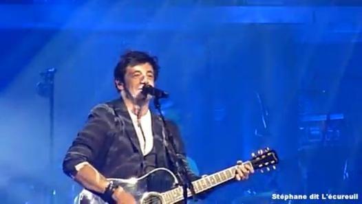 Patrick Bruel en concert au Phare à Chambéry le Vendredi 22 novembre 2013. #video #concert #chambery #patrickbruel