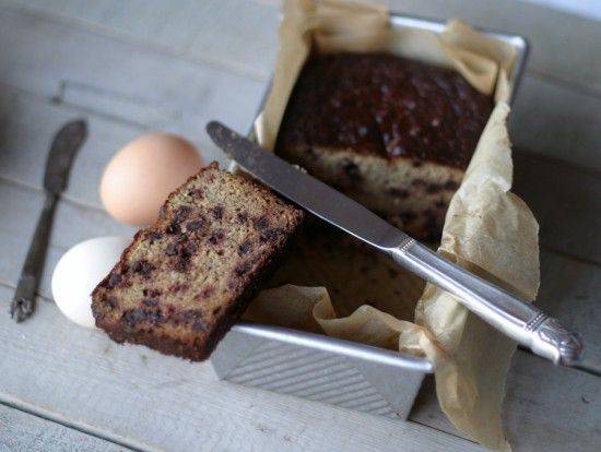 Here's a yummy Banana Bread recipe using coconut and almond flour. Note that honey is not vegan.  However, maple syrup can be used with this recipe.: