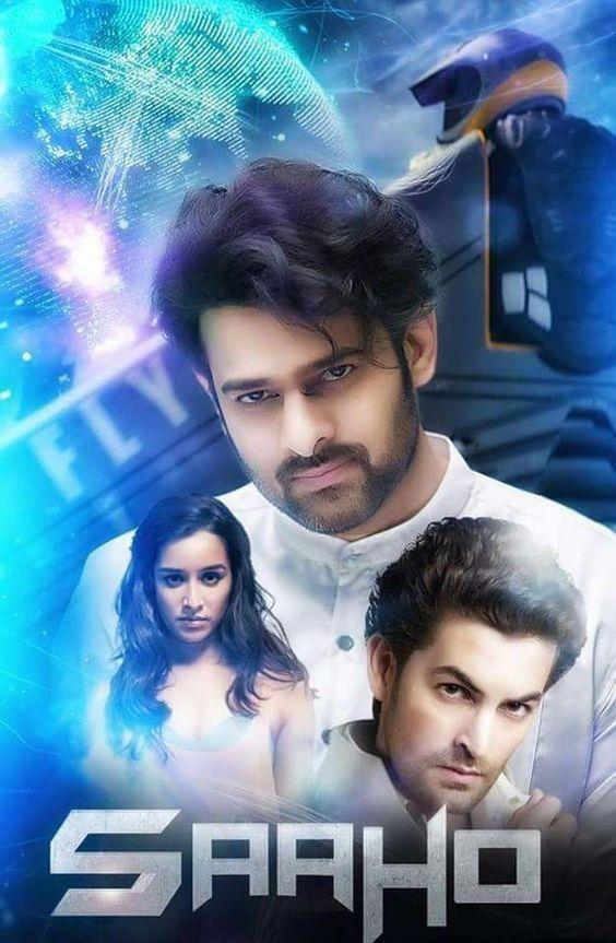 Saaho 2019 Hindi Movie 650mb Dvdscr 720p Hevc X265 Prabhas Actor Bollywood Movies List Bahubali Movie