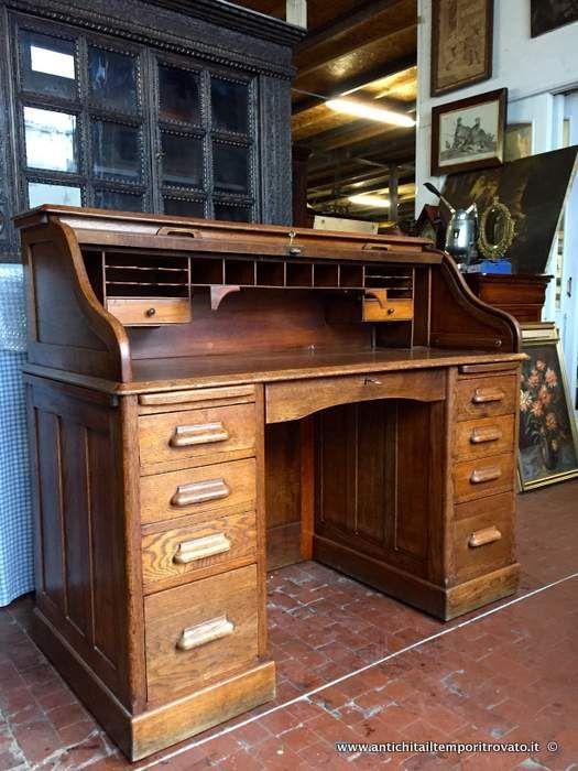 Mobili ufficio vintage ba66 regardsdefemmes for Mobili antichi 1800
