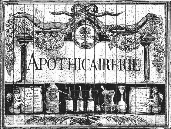 Apothicairerie