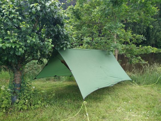 10×10ft Waterproof RipStop Tarp