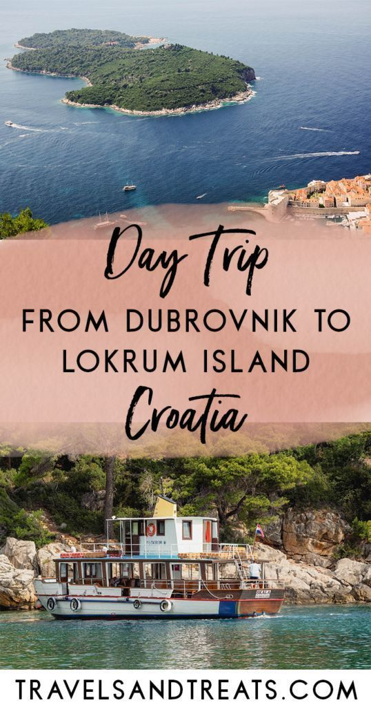 Dubrovnik Day Trip Take The Dubrovnik Ferry To Lokrum Island Easterneuropecuisine Lokrum Island Europe Travel Eastern Europe Travel