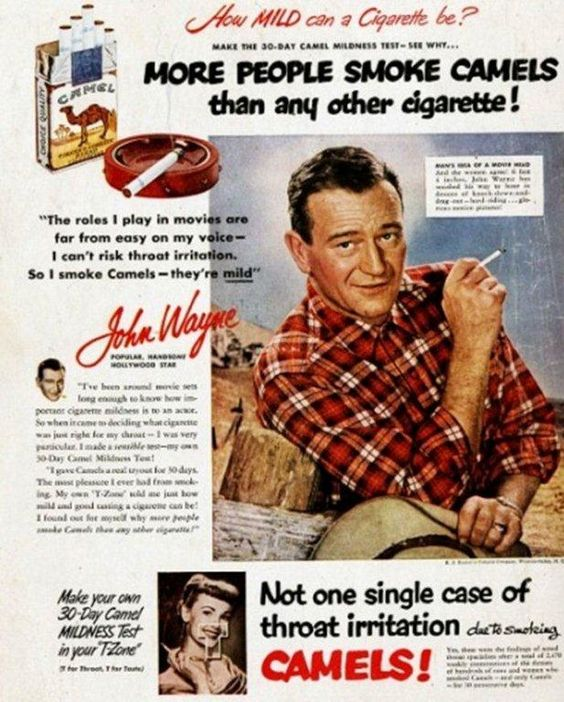 john wayne memorial day speech