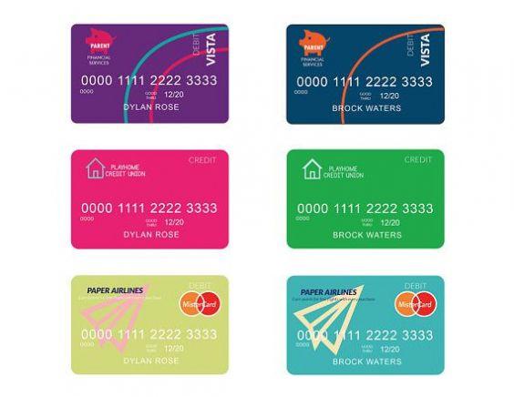 Printable Play Credit Cards Kids Credit Card Printable Cards Credit Card Images