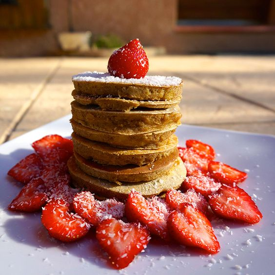 Pancakes-framboises-healthy-fit-your-dreams