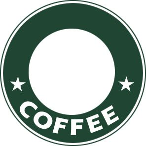 starbucks create your own tumbler blank template - starbucks template cricut pinterest starbucks logo