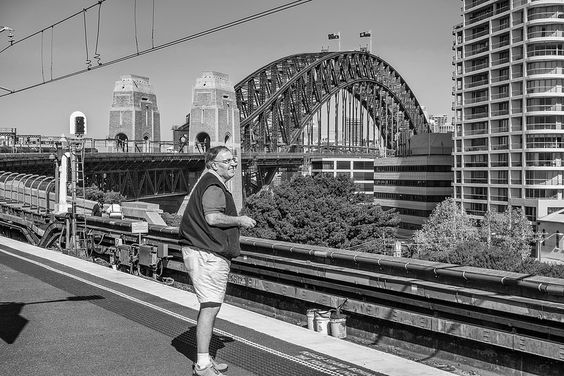 A Smile for the Camera Sydney Australia May 2015