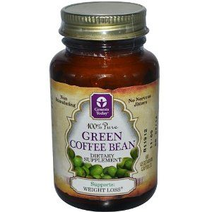 #5: Green Coffee Bean Extract, 400mg Per Capsule, 100% Pure All Natural Formula, Same Product Seen on Dr. Oz with Dr. Lindsay Duncan.